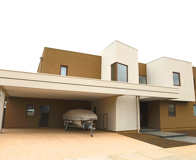 Casa Hucke, Temuco