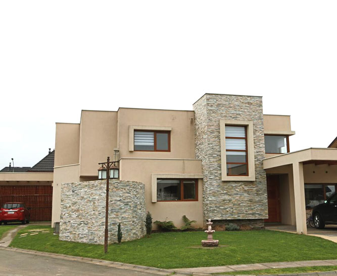 Casa Sergio Neira, Temuco