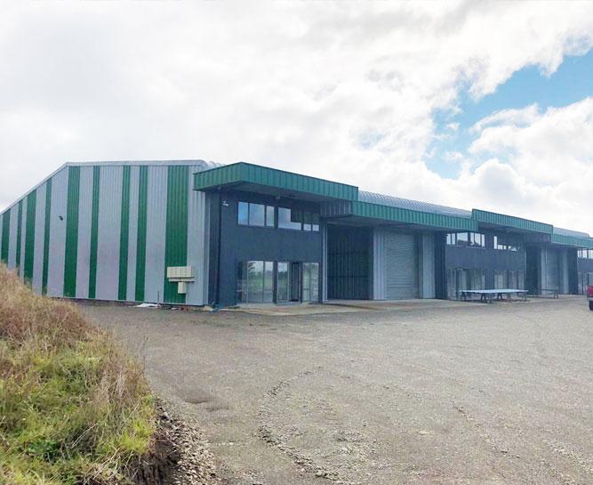 Centro Distribución Parcela 17, Llanquihue