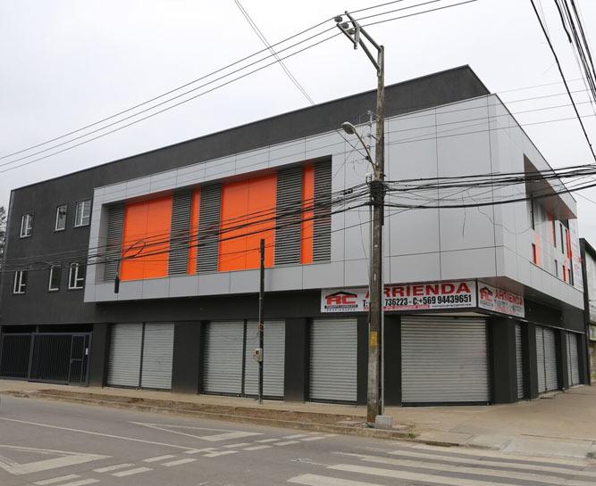 Edificio Balmaceda, Temuco