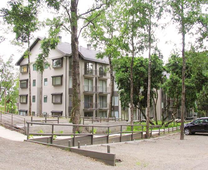 Edificio Condominio Suizo Pucón