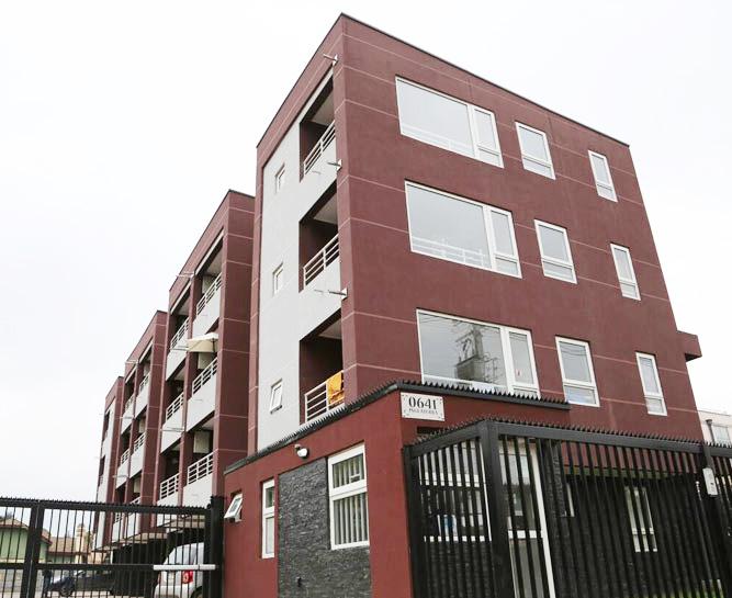 Edificio Departamentos Inglaterra, Temuco