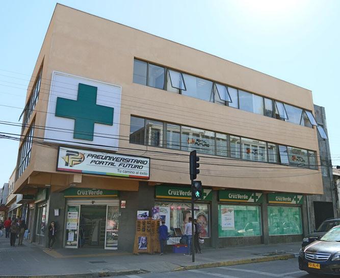 Edificio Doña Elvira, Angol