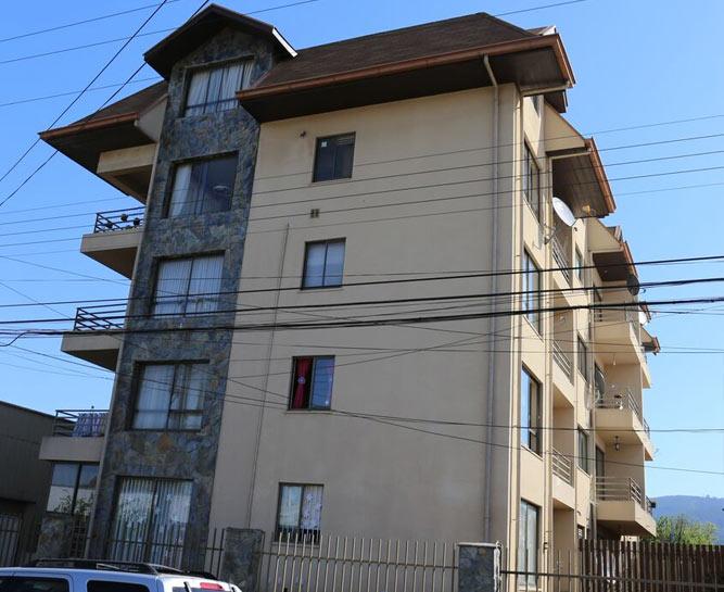 Edificio San Francisco, Angol