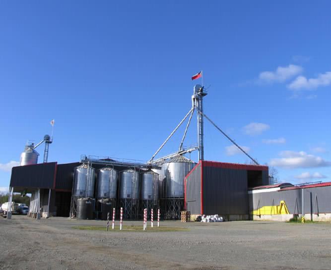 Planta Industrial Prosecor, Purranque
